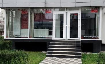 Noul magazin de prezentare Extramob in Tirgu Mures